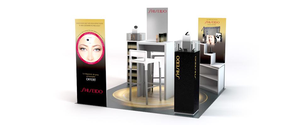 RoadShow Shiseido