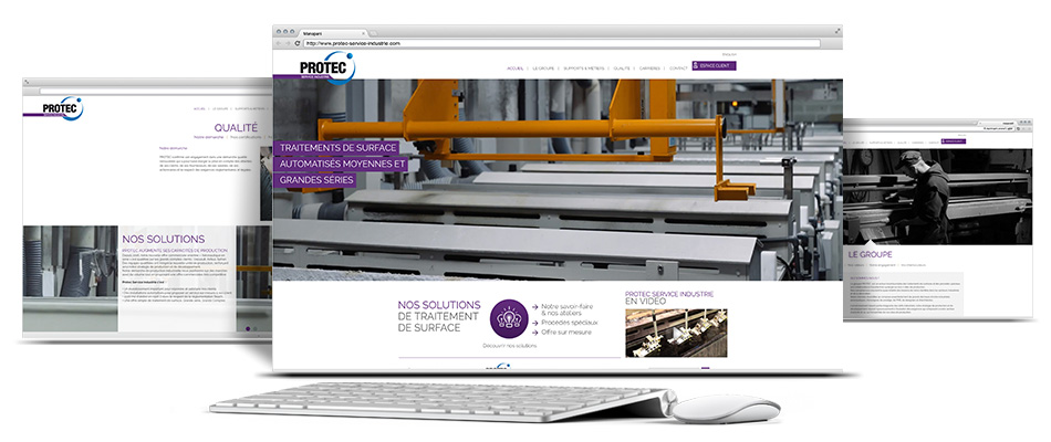 Protec services industrie